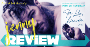 REVIEW: FOR LILA FOREVER by Winter Renshaw