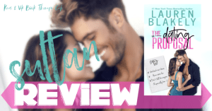 REVIEW: THE DATING PROPOSAL by Lauren Blakely