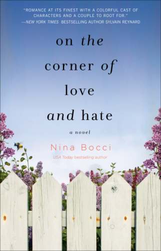 On the Corner of Love and Hate by Nina Bocci