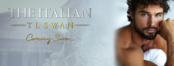 COVER REVEAL: THE ITALIAN by T L Swan