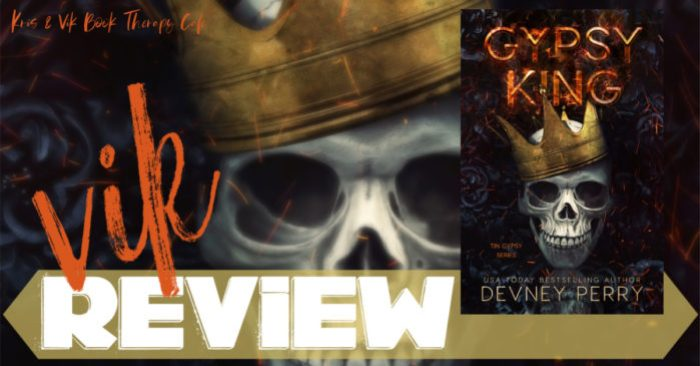 ✔ #NewRelease REVIEW: GYPSY KING by Devney Perry