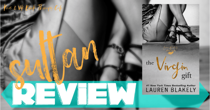 ✔ #NewRelease REVIEW & EXCERPT: THE VIRGIN GIFT by Lauren Blakely