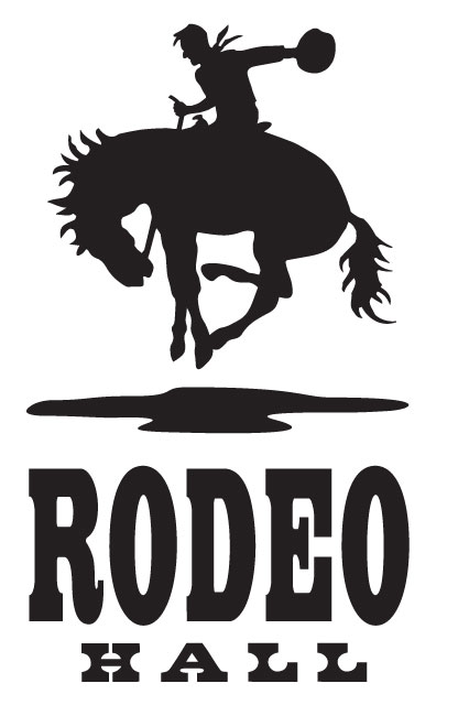Rodeo Hall Banner