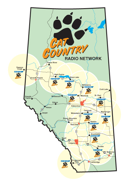 Cat Country Coverage