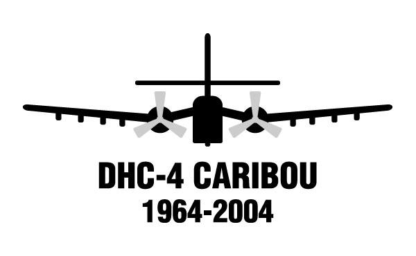 DHC-4 Caribou Plane