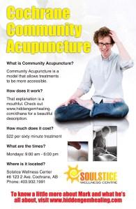 Cochrane Community Accupuncture