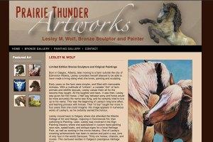 http://www.prairiethunderartworks.ca