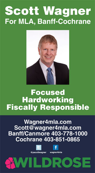 Scott Wagner Flyer