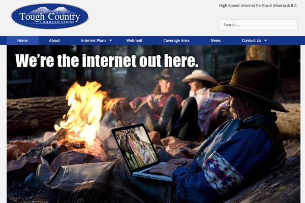 Tough Country Internet