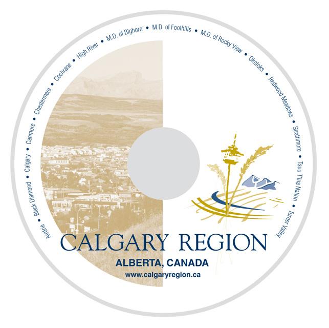 Calgary Regional Partnership Promotional DVD