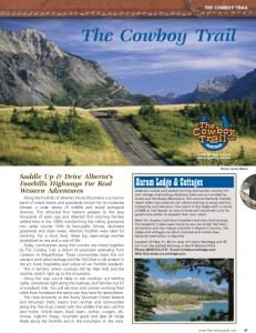 The Cowboy Trail