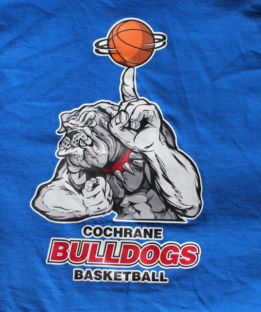 Cochrane Bulldogs Basketball