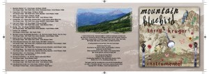 Terry Kruger Rocky Mountain Bluebird CD Booklet
