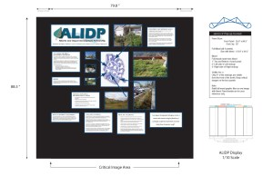 ALIDP Display Booth