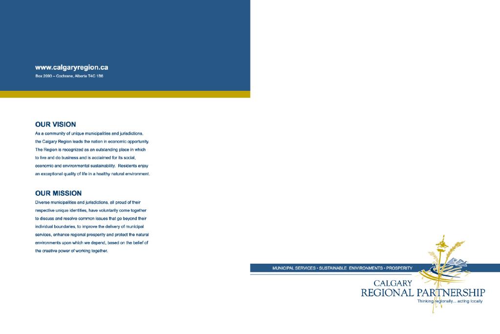 Calgary Regional Partnership