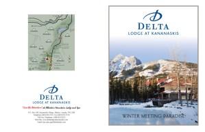 Delta Lodge at Kananaskis Winter