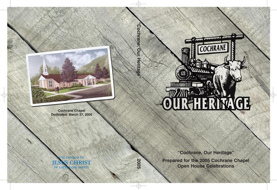 LDS Church Cochrane Chapel Documentary Trap Sheet