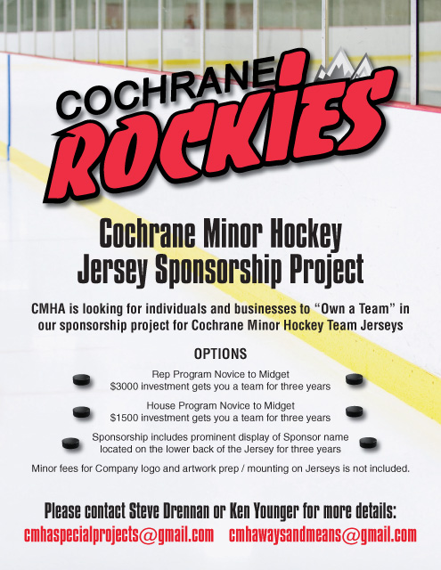Cochrane Rockies