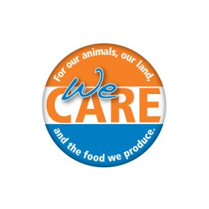 We Care Button