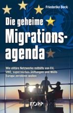 Cover Die geheime Migrationsagenda