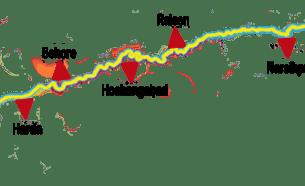 वृक्षारोपण के ऐतिहासिक अभियान