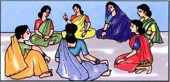 महिला स्व-सहायता समूह