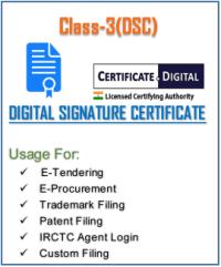 class-3 Digital Sign