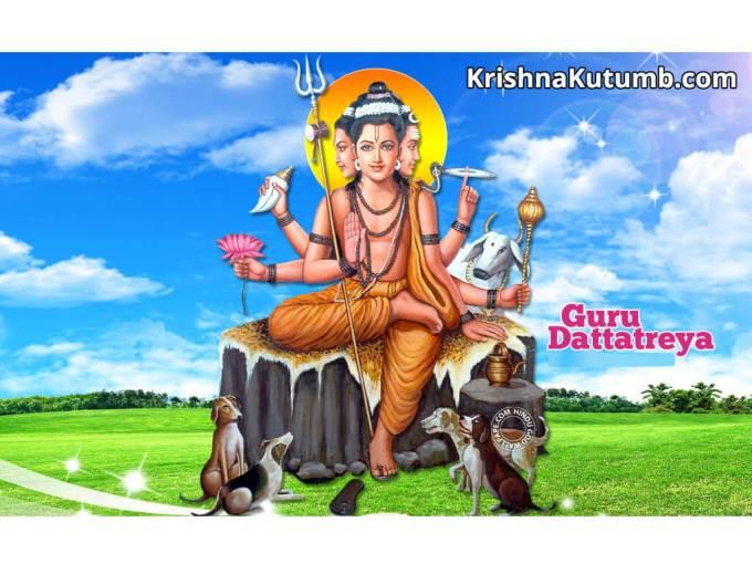 Dattatreya - Krishna Kutumb
