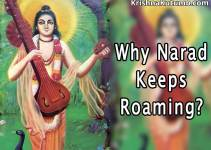 Why Narad Muni Keeps Roaming - Krishna Kutumb