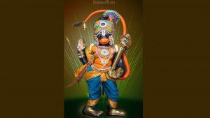 Anjaneya Swamy Wallpapers - Krishna Kutumb™