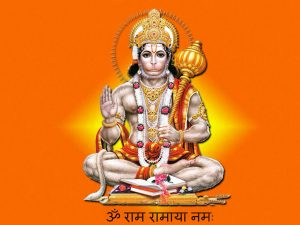 Hanuman Wallpaper Download - Krishna Kutumb™