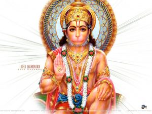 Jay Hanuman Image - Krishna Kutumb™