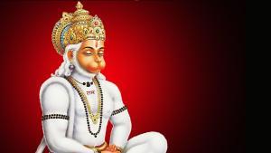 Lord Hanuman HD wallpaper full size - Krishna Kutumb™