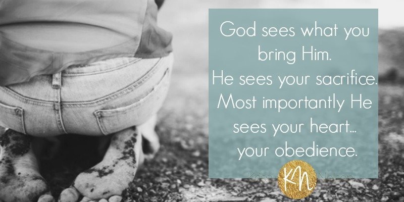 When You Dare to Bring God Everything | Obedience