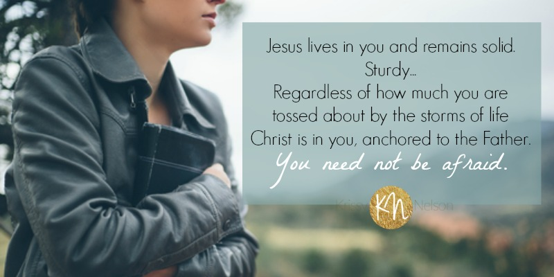 When Your Soul Needs Anchored | Jesus Is There