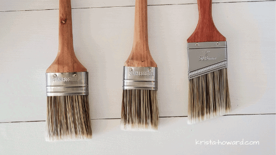 Best Way to Care for Paint Brushes