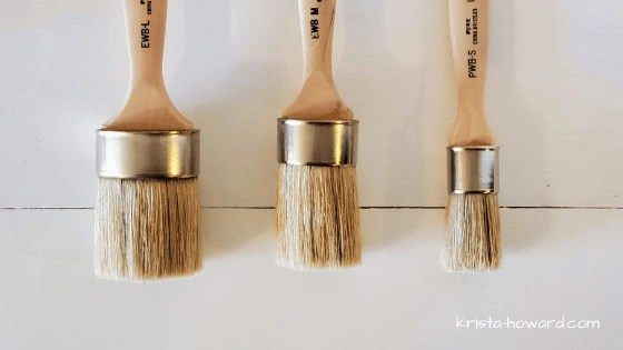 Best Wax Brush for Painted Furniture