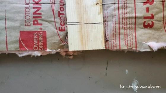 DIY Insulation Install