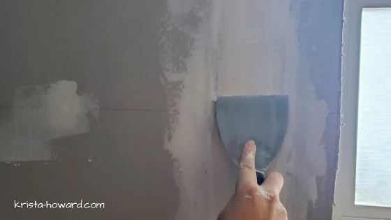 Drywall Tape has Bubbles