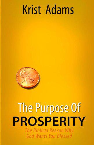 Purpose of Prosperity cover