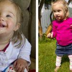Ella Freda turns two