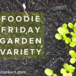 Foodie Friday: Garden Stir-Fry