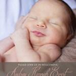 Audrey Hannah: A birth story (PG-13)