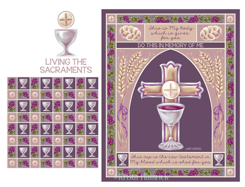 Living the Sacraments