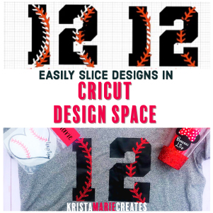 How to Slice in Cricut Design Space for Beginners
