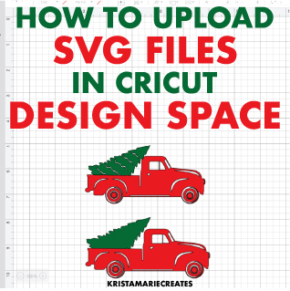 How to Upload SVG Files to Cricut Design Space from your Computer Easily