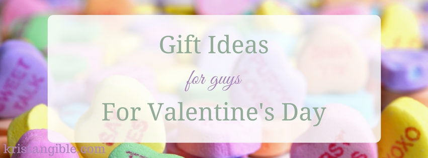 gift ideas for guys for valentine's day