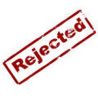 REJECTION!!!!