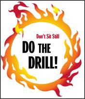 Impromptu Fire Drill
