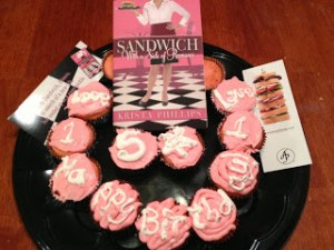 HAPPY BIRTHDAY, SANDWICH!!!!